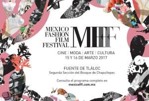 Llega una nueva edición del Mexico Fashion Film Festival