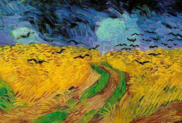 Las obras de arte más caras de Vincent Van Gogh - paisaje-1024x694