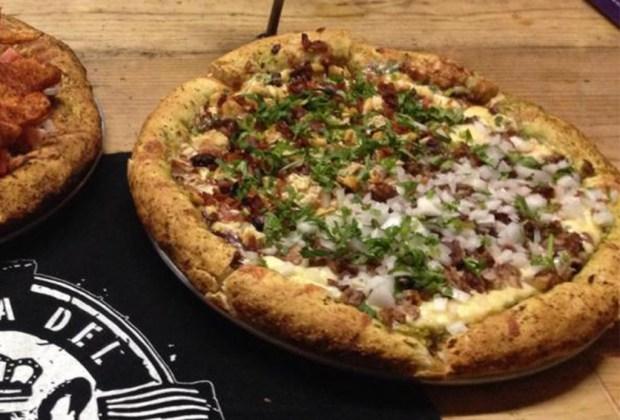 Dónde comer las mejores pizzas vegetarianas en la CDMX - perro-1024x694