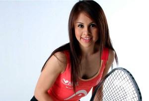 ¿En quién se inspiró Paola Longoria para ser raquetbolista?
