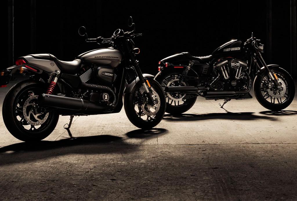 La Harley-Davidson Street Rod es la moto que todo amante del motor quiere tener