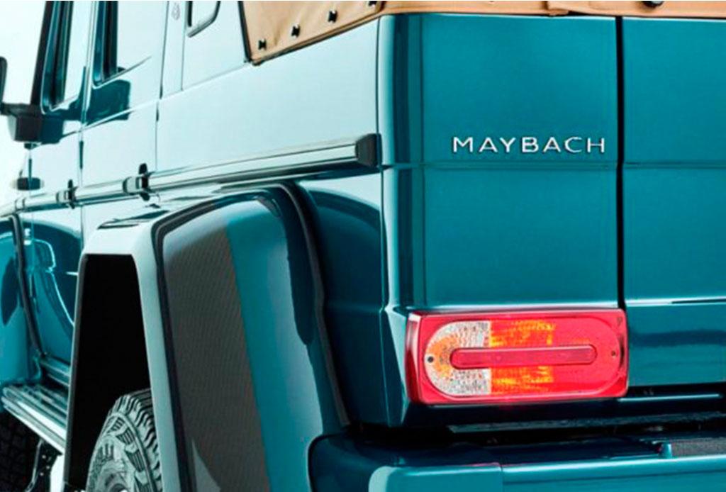 ¡Mercedes-Maybach lanza su primera SUV descapotable!