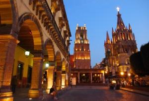 Una playlist de boda inspirada en San Miguel de Allende y sus rincones más cool