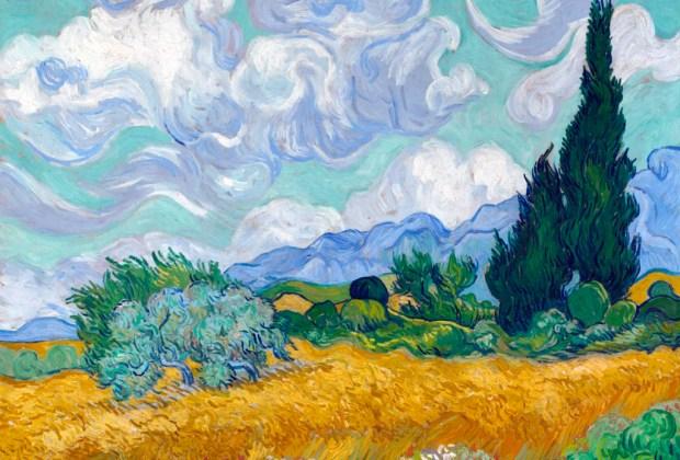 Las obras de arte más caras de Vincent Van Gogh - trigo-1024x694
