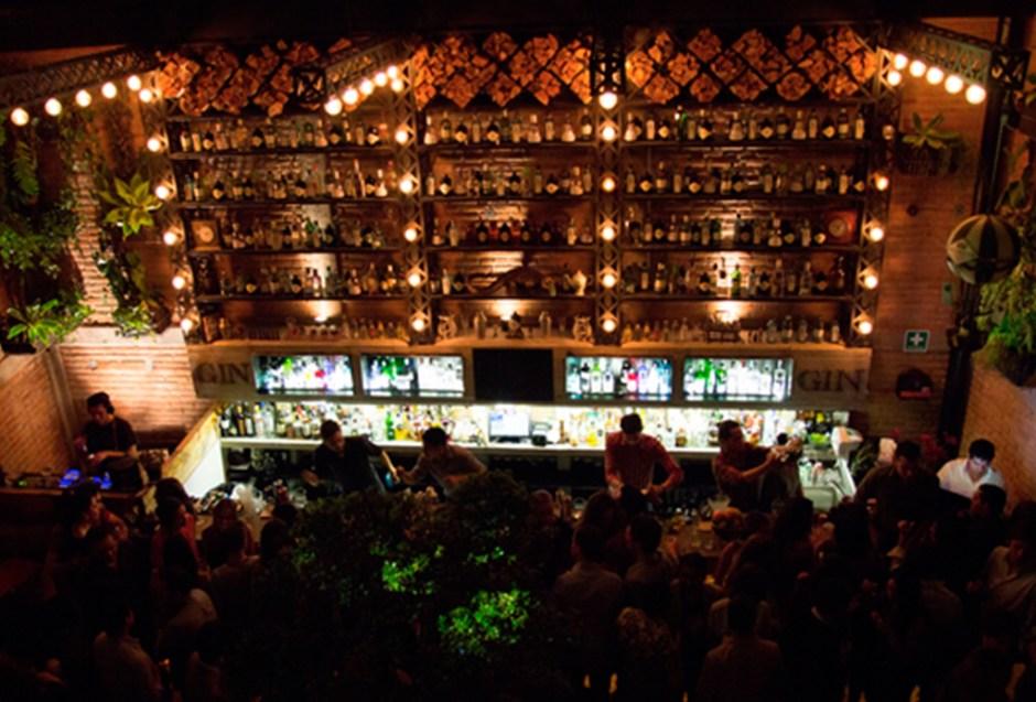 5 de los mejores hot spots en la CDMX para disfrutar drinks con gin