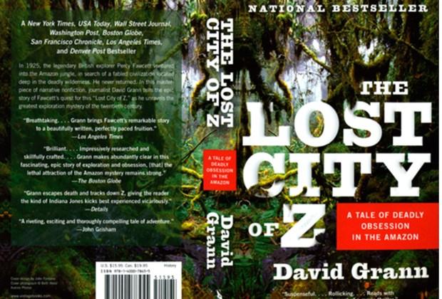 Los libros que debes de leer antes de que salga la película - lost-city-1024x694