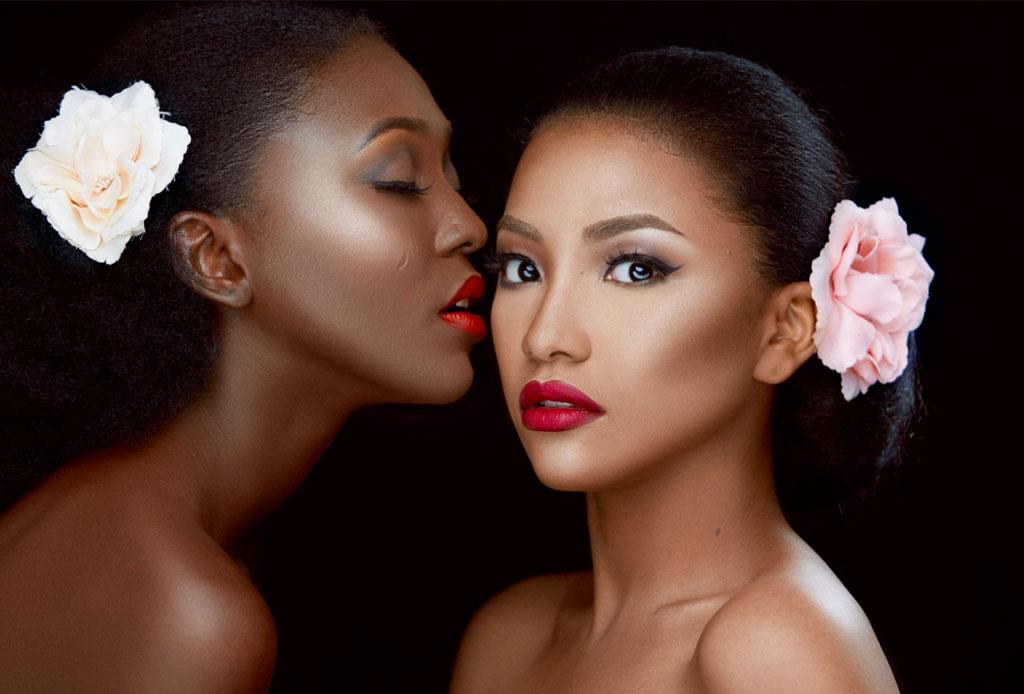 La tienda en línea con productos de belleza exclusivamente para mujeres de piel oscura - maquillaje-5