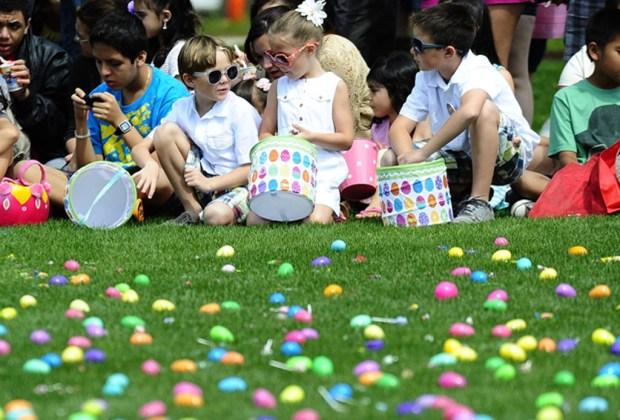¿Sabes por qué se recolectan huevos en Pascua? - pascua-fiesta-huevos-1024x694