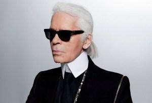 Karl Lagerfeld se une con Swarovski para crear una colección única
