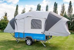 Air Opus Camper: la casa de campaña que hace tus viajes más sencillos