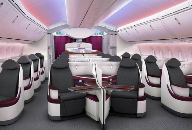 Qatar Airways te prestará MacBooks durante el vuelo - qatar-airways-1024x694