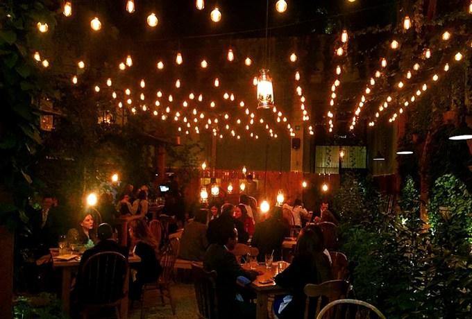 Los 10 restaurantes más acogedores de la Roma
