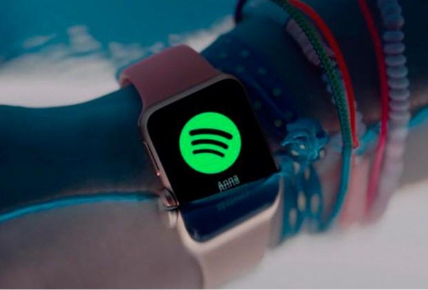 El Apple Watch pronto tendrá una app de Spotify - spotify-2-1024x694