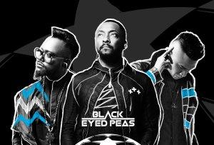 Black Eyed Peas se presentará en la final de la UEFA Champions League