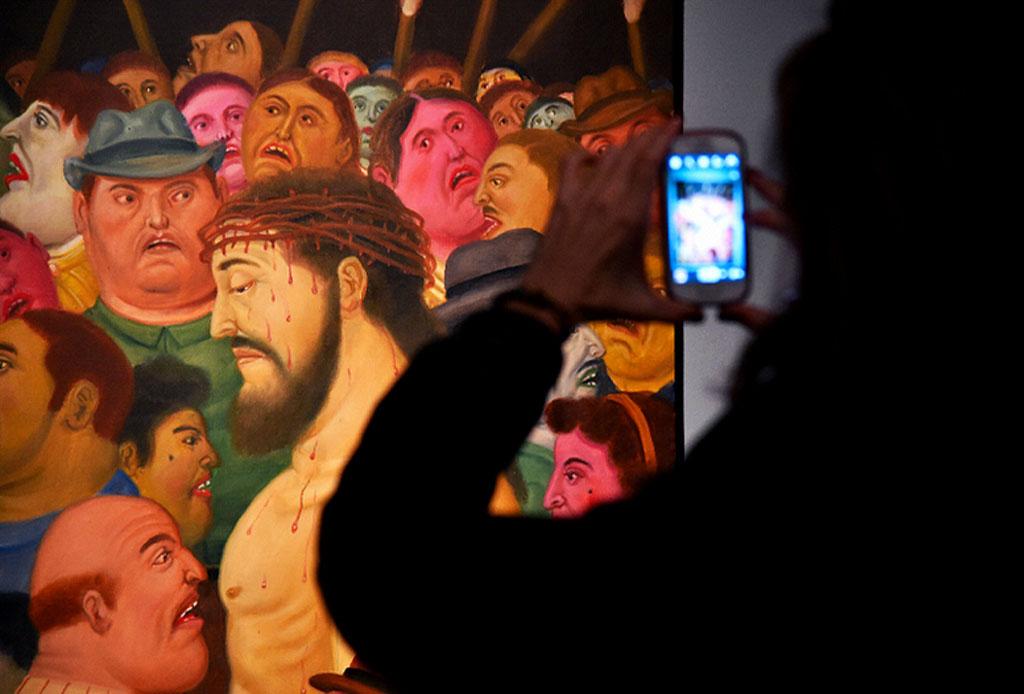La obra de Botero llega a México al CECUT Tijuana