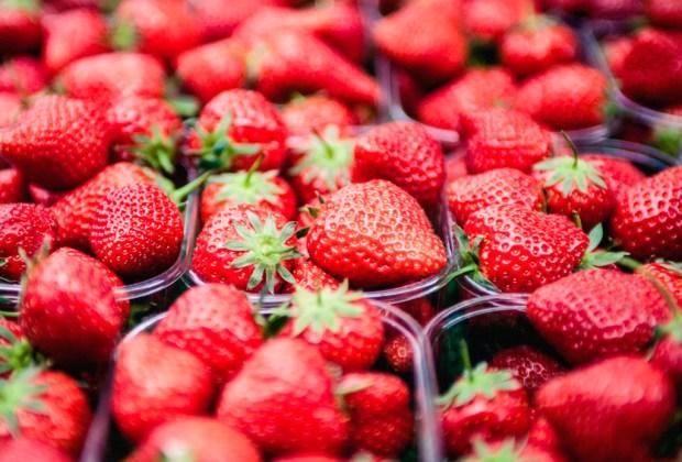 ¡Puedes comer la cantidad que quieras de estos alimentos! - fresas-1024x694