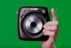 La cámara instantánea con la que podrás editar tu fotos antes de imprimirlas