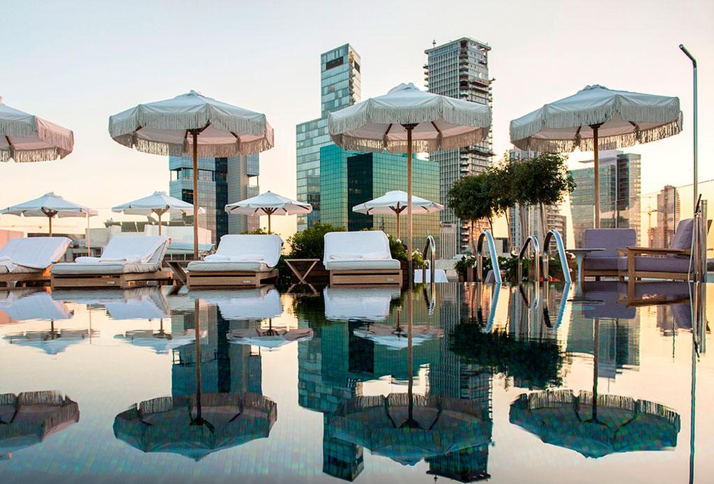 7 de los hoteles más exclusivos de Israel - norman