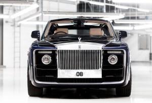 Un nuevo Rolls Royce será el auto más caro del mundo