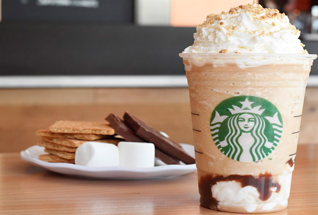 Regresa el Smore's Frappuccino a Starbucks