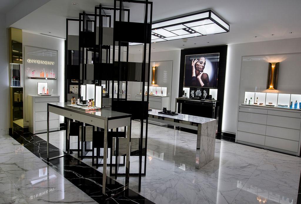 El spa de Givenchy abrió sus puertas