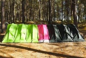 Necesitas esta casa de campaña modular para tu próxima aventura outdoors