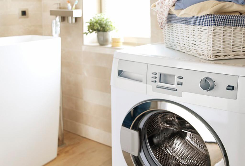 5 consejos para convertir tu casa en un espacio eco-friendly - lavadora-1024x694