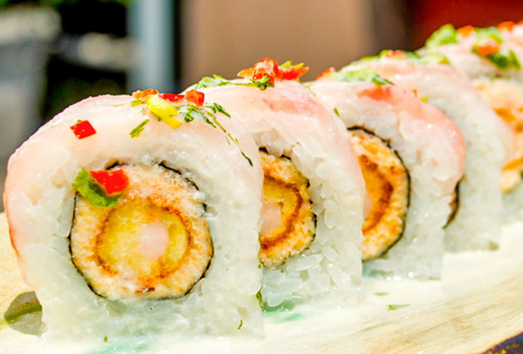 ¿Dónde comer los mejores sushis de la CDMX? - makoto