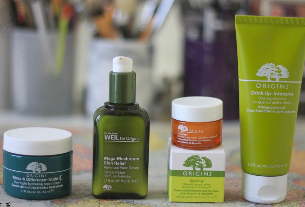 Conoce las marcas de makeup que tienen campañas de reciclaje - origins