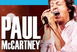 Paul McCartney en la Formula 1