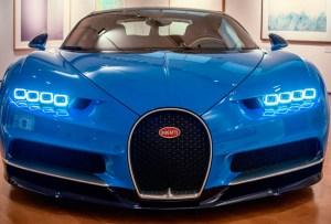 El nuevo Bugatti Chiron es como ningún otro coche en el mundo
