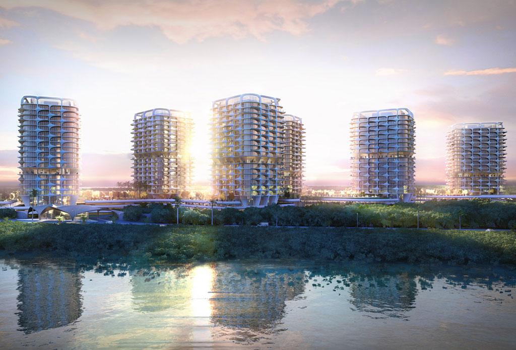 Un nuevo proyecto de Zaha Hadid abrirá sus puertas en ¡Riviera Maya!
