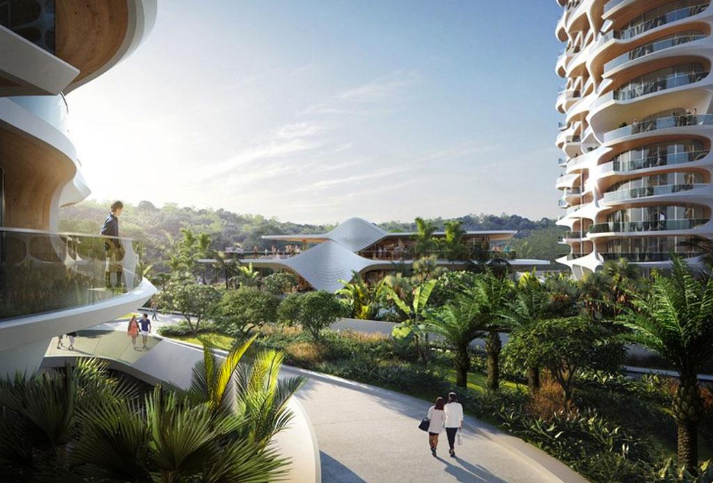 Un nuevo proyecto de Zaha Hadid abrirá sus puertas en ¡Riviera Maya! - zaha-3