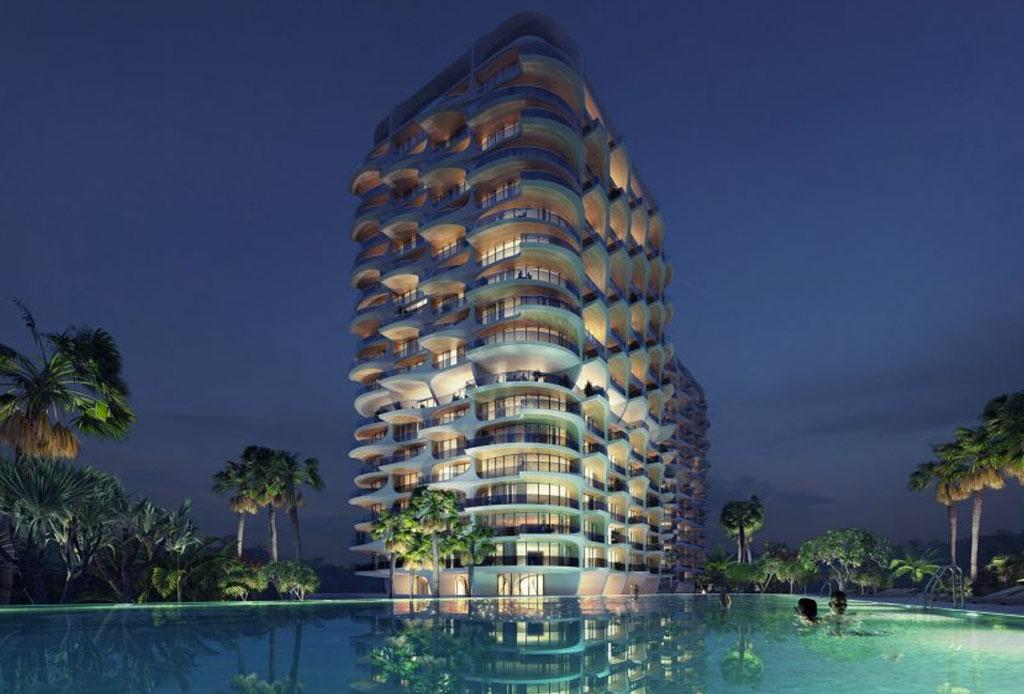 Un nuevo proyecto de Zaha Hadid abrirá sus puertas en ¡Riviera Maya! - zaha-4
