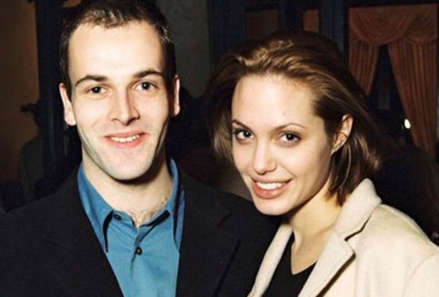 ¿Te acuerdas que estas celebridades estuvieron casadas? - angelina-1024x694