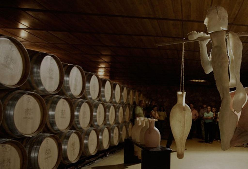 7 bodegas que debes de visitar en Rioja, España - bodega-ontanon