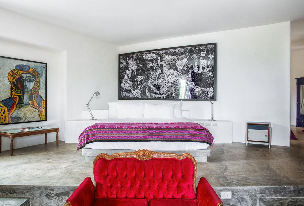 Conoce la mansión de Pablo Escobar que ahora es un exclusivo hotel de Tulum - casa-malca-tulum-2
