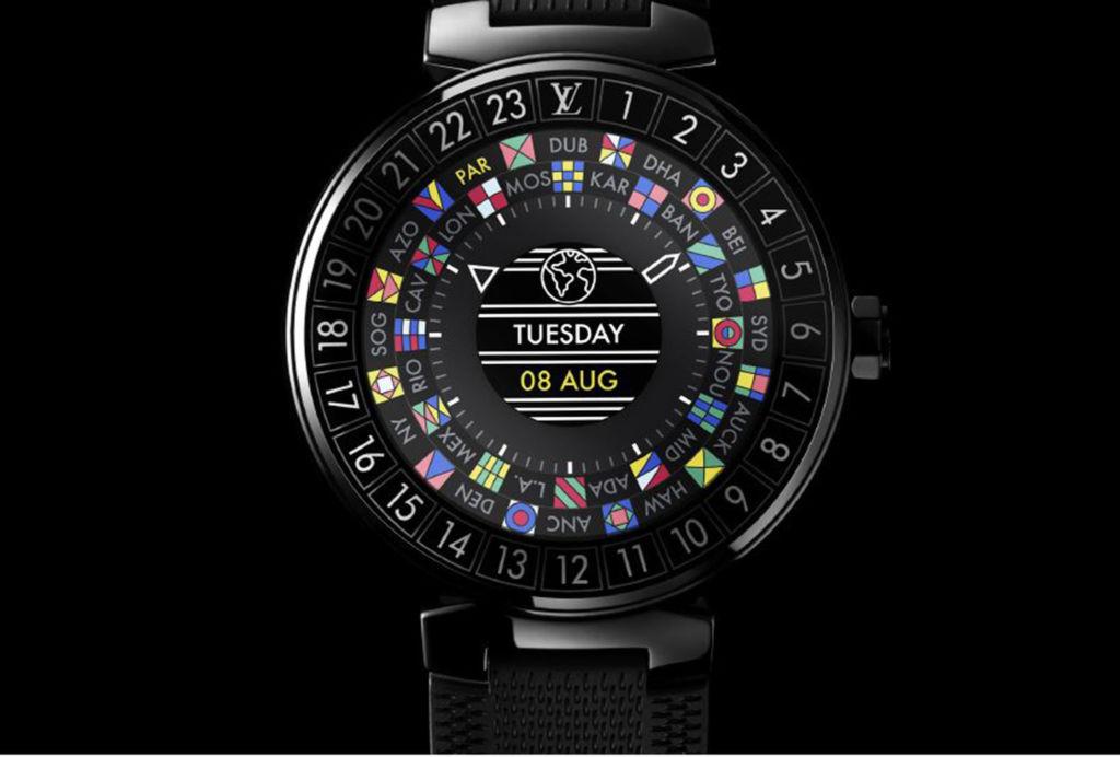 ¡El smartwatch más caro del mundo es creación de Louis Vuitton!