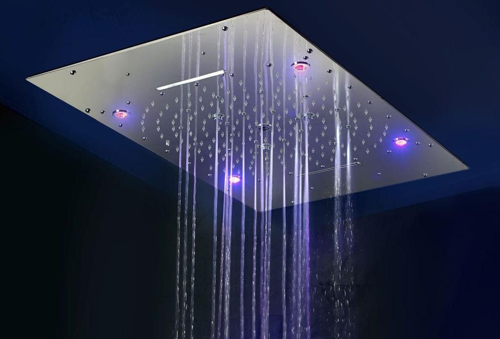 Un paso a la vez: cambia tu regadera de baño por una más eficiente