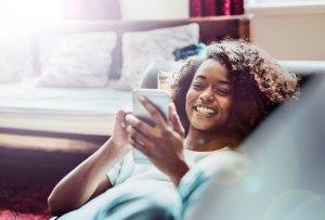 Una forma muy fácil de relajarte: ¡ve estos videos en Instagram!