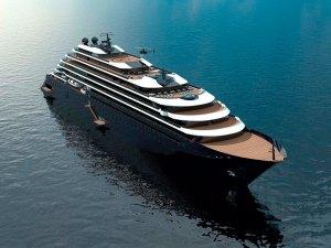 Así será la nueva línea de cruceros del Ritz-Carlton