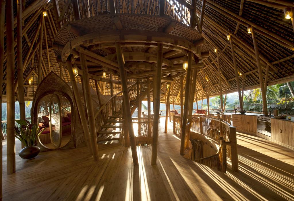 Las mejores casas de árbol alrededor del mundo que podrás rentar - balibamboohoyses