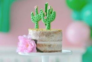 Cactus cake: la tendencia en postres que amarás
