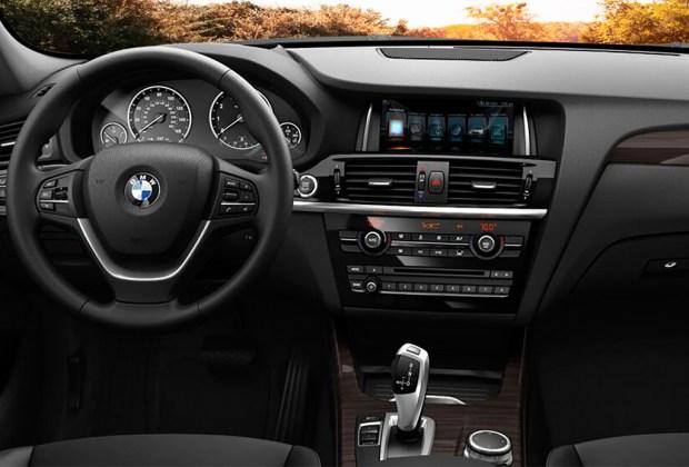 ¡La nueva X3 de BMW es lo que buscas en una camioneta! - camioneta-1024x694