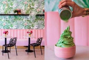 Holy Matcha: el hot spot que ha cautivado a Instagram