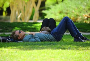 La mejor manera de relajarte a través de los 5 sentidos