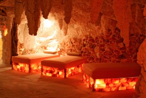 Himalayan Salt Sauna: cuevas de sal como tratamientos de spa