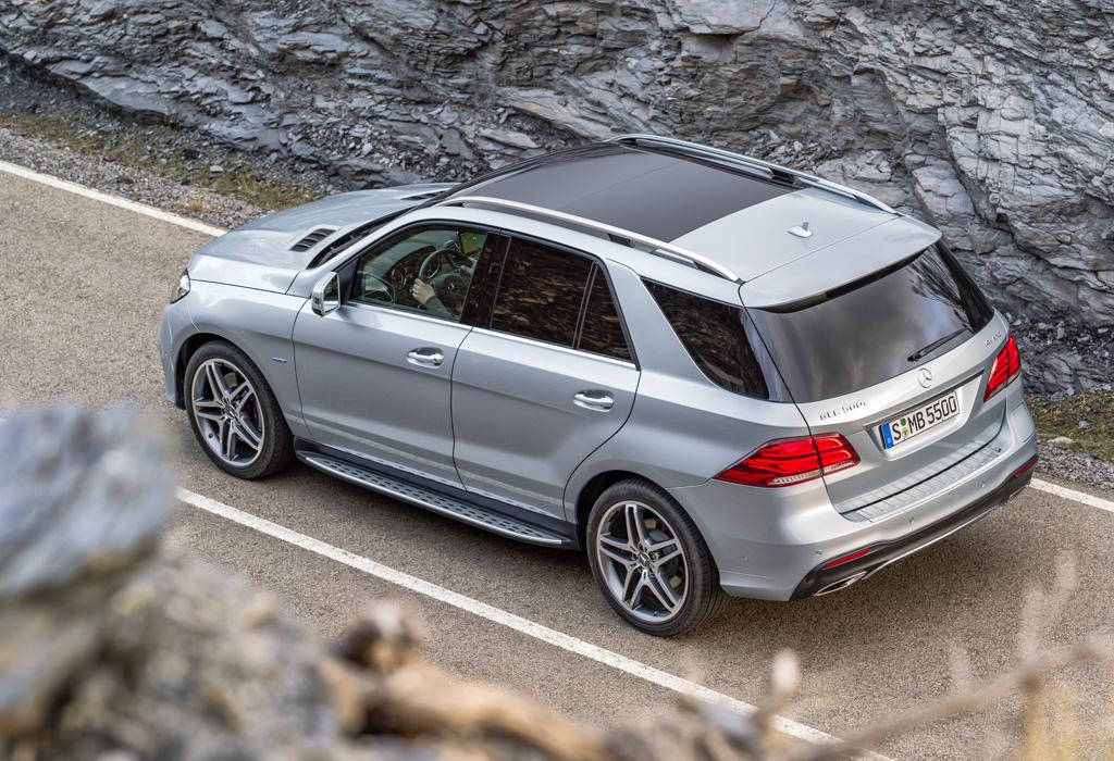5 cosas que debes saber sobre la nueva SUV híbrida de Mercedes Benz - gla500e