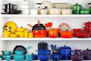 Los básicos de Le Creuset que no deben faltar en tu cocina
