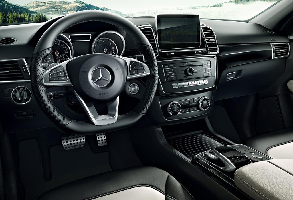5 cosas que debes saber sobre la nueva SUV híbrida de Mercedes Benz - mercedes2